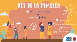 Cartel del Día de la Familia 2020
